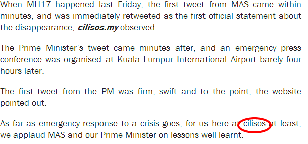 4 things Malaysians have learnt from a tragic 2014   The Rakyat Post   The Rakyat Post oops