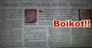 Boikot-AirAsia