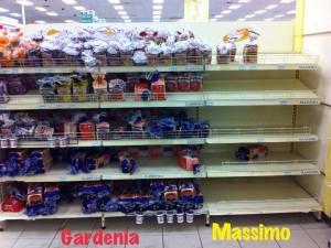 Gardenia vs Massimo