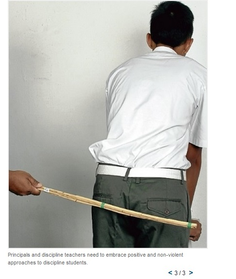 Do Malaysians Still Want Caning in Schools? | CILISOS