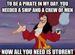 Cap'n Hook. Image from funnyjunk.com