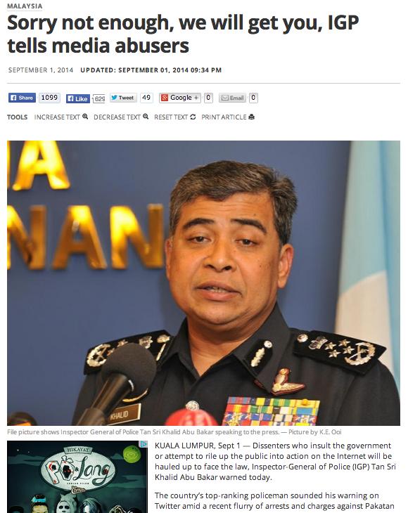 From TheMalayMailOnline.com