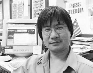 Steven Gan. Image from malaysiakini.com