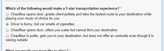 Uber Question 1