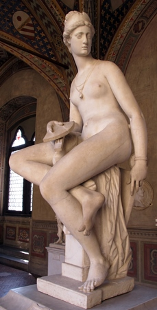 Depictions of ham sap, otherwise known as art. Giambologna's 'Architettura'. Image from Wikimedia