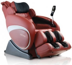 Smart Aire Plus 3D Zero Gravity Massage Chair. Image from OGAWA