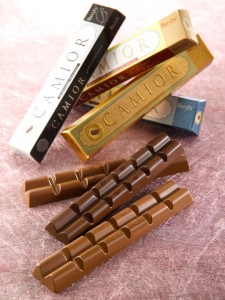 The Camior range is from Beryl's! Image from Beryl's Chocolate