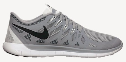 The Nike Free 5.0. Image from Nike.