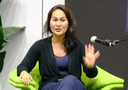 Yasmin Ahmad. Image from uhcseas on Flickr