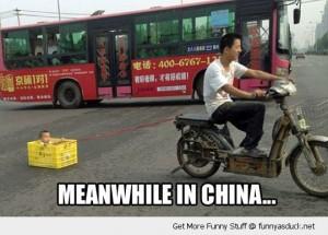 funny-china-kid-baby-motor-bike-cycle-trailer-pics