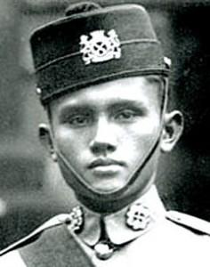 Leftenan Adnan bin Saidi. Image from Harakah Daily.