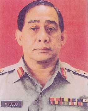 Brig Jen (B) Dato' Maulud Maamin