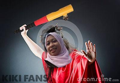 Kiki-Kamaruddin-Steering-Lock-Meme