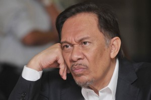 Would Anwar then be our PM?