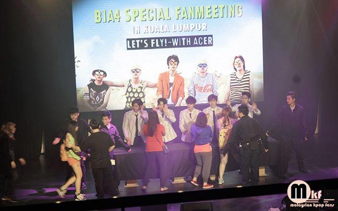 b1A4 meet fans