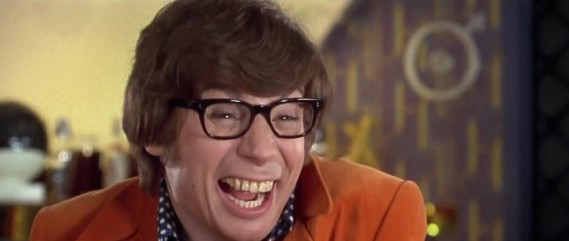 Kan??? Screencap from Austin Powers - International Man of Mystery (1997)