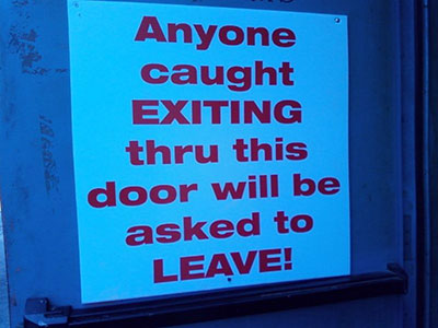 25-exiting-funny-sign-gallery