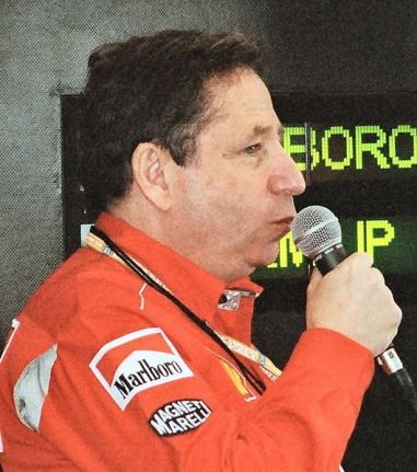 Jean Todt. Image from Wikimedia.