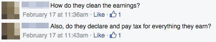 cilisos moneylenders clean money