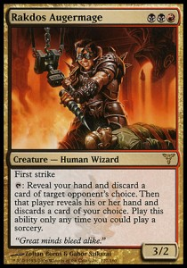 """Visit the dentist they say... It will be fine, they say"". Image from magiccards.info"