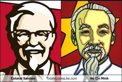 And that Uncle Ho totally looks like Colonel Sanders. Photo from http://cheezburger.com/