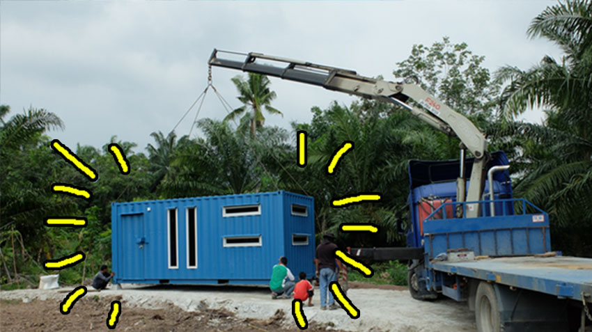 Houses Too Mahal See How This M Sian Built His Home From