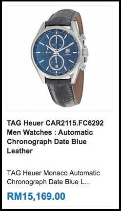 tag heuer monaco   men   Find a wide array of watches at Bodying.my