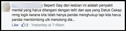 Gay dan lesbian