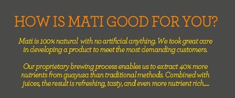 Product Info — MATI Energy2