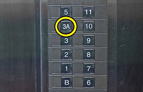 elevator number 3a. Image from maschevere.com.