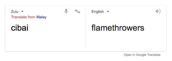 google translate Google Search