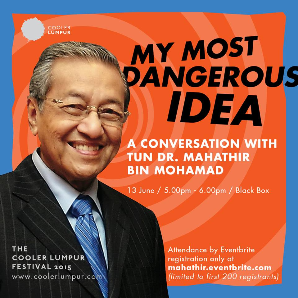 Image result for dr. mahathir mohamad and freedom of expression