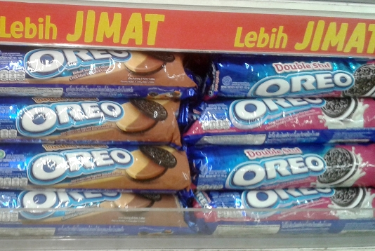 Oreo biscuit 137gm