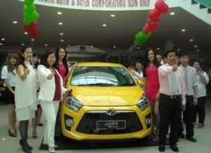 Happy customers make better ads than TV/Print ads. Pic Source New Sarawak Tribure