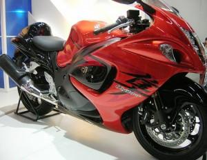So since Suzuki makes bikes, so TDM, Proton Hayabusa jalan or not? Pic Source: Wikipedia