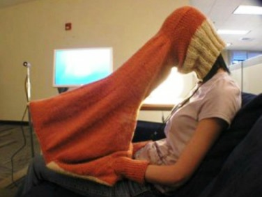 laptop privacy knit sock. Image from christianpost.com.