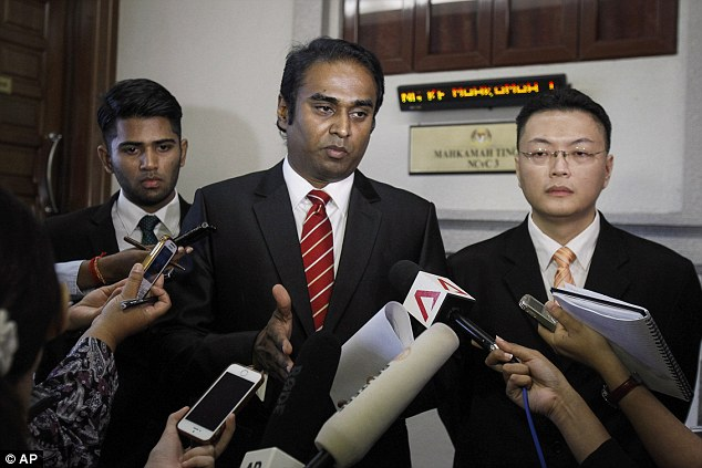 lawyers mh370 teens boys sue MAS government. Image from Daily Mail