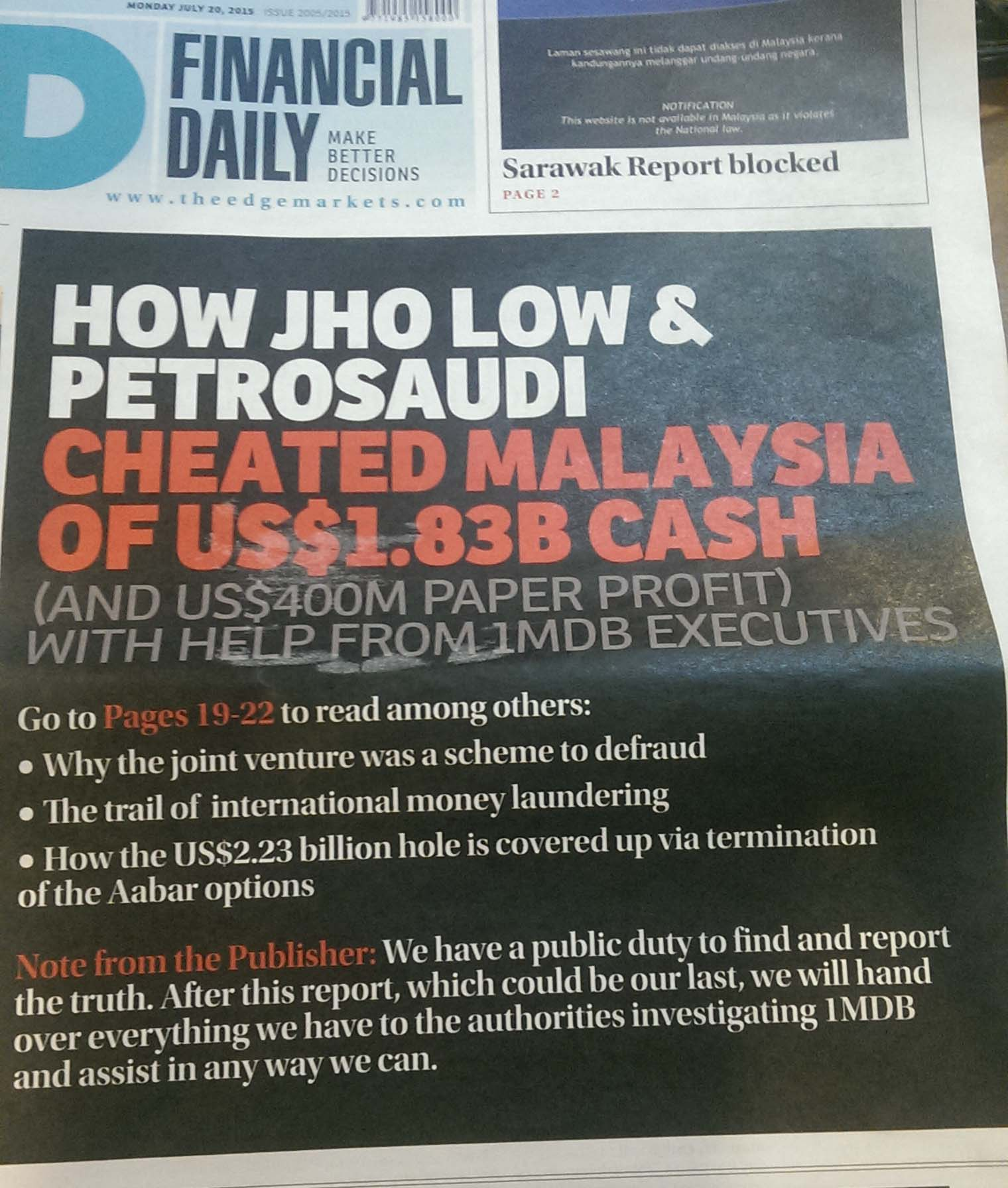 the edge front cover 1mdb