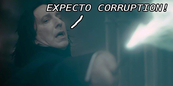 expecto corruption