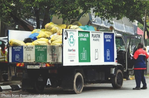 4 things Msians should know about the new rubbish separation rule