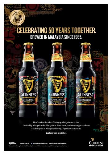 50 years guinness
