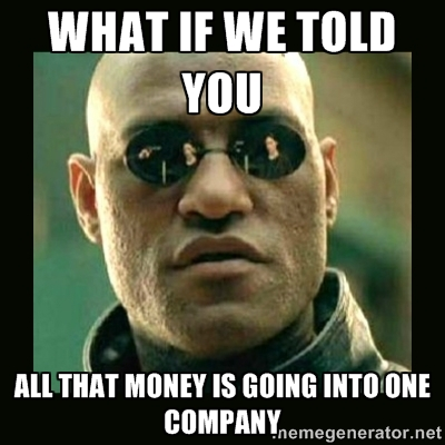 what if we told you 20 million