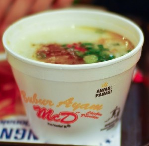 Did the Johor version inspire our loved Bubur Ayam McD? Image from malaysian-foodies.blogspot.my