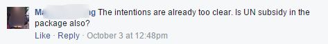 Facebook comment 3000 Syrians b