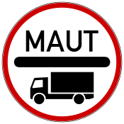 austria go-maut toll system Image from Wikipedia