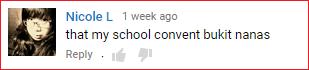 comment youtube yasmin ahmad merdeka ad