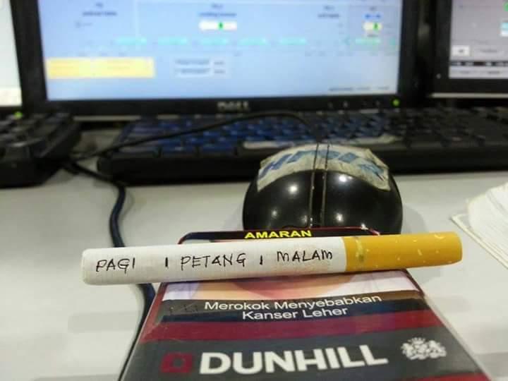 Rokok Budget