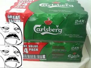 carlsberg double sweet jesus