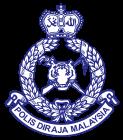 malaysia police logo