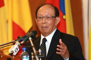 Musa Hitam, Deputy PM at the time. Pic taken from MalayMailOnline